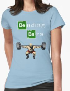 Breaking Bad Walter White Gym Motivation Womens Fitted T-Shirt