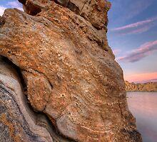 Granite Melt by Bob Larson