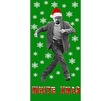 Walter White Xmas Photographic Print