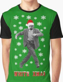 Walter White Xmas Graphic T-Shirt
