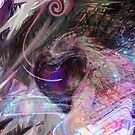 Heart Vortex 2 by Linda Sannuti