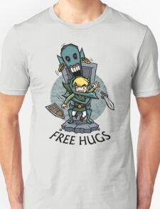 Legend of Zelda Wind Waker FREE HUGS T-Shirt T-Shirt