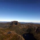 Beautiful Tasmania - East face of Cradle Mountain by georgieboy98