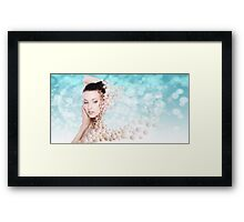 Lifting the Weight Off My Shoulders Framed Print