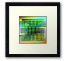 Devine Design Framed Print