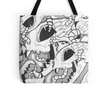 WORMS - DEAD CAT Tote Bag
