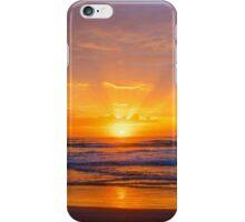 Sunrise Burleigh Heads iPhone Case/Skin