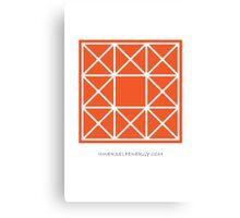 Design 84 Canvas Print