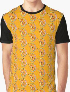 Adventure Time Mash Graphic T-Shirt