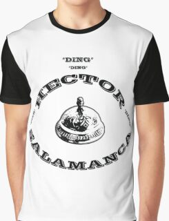 Hector Salamanca Ding Ding Bell Graphic T-Shirt