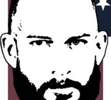 Tim Howard Safe Hands Flag Sticker