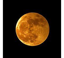 Perigee Moon © Photographic Print