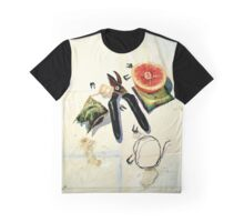 Still Life with Picture Wire Graphic T-Shirt