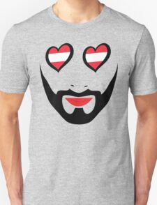 Conchita Wurst - Queen of all Austria T-Shirt