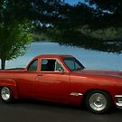 1950 Ford Ute by TeeMack