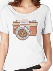 Wood Canon Women's Relaxed Fit T-Shirt