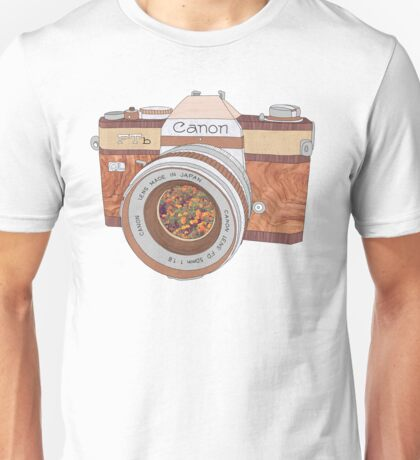WOOD CAN0N Unisex T-Shirt