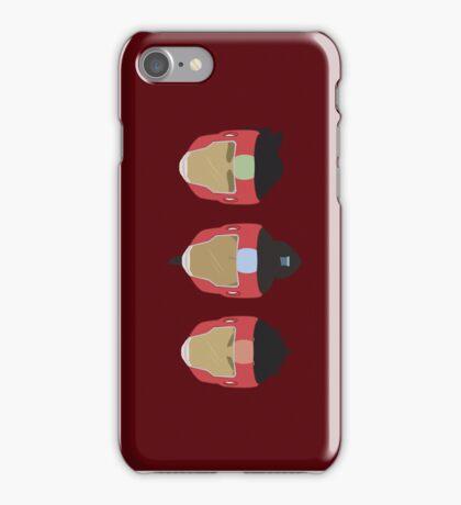 The Fire Ferrets iPhone Case/Skin