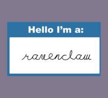 Hello I'm a Ravenclaw T-Shirt