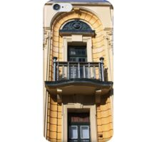 Character building on Cuba Street iPhone Case/Skin