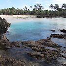 Blue Lagoon Vanuatu by William Goschnick
