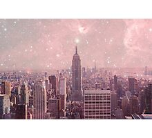 Stardust Covering New York Photographic Print