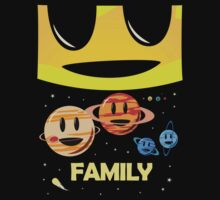 Solar System Family (to scale) Baby Tee