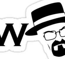 What Would Heisenberg Do? Sticker