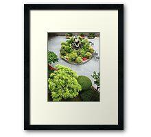 Seattle - Japanese entry Framed Print