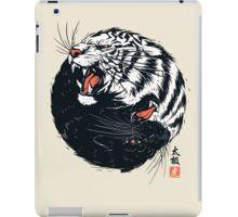Tachi Tiger iPad Case/Skin