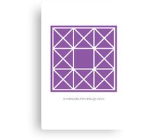 Design 89 Canvas Print