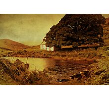 Once Upon a Time. Somewhere in Wicklow Mountains. Ireland Photographic Print