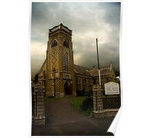 St Colmans, Drayton, Portsmouth. Poster