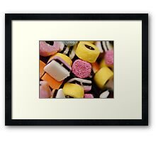 Which is your favourite? Framed Print