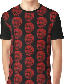 BE A HERO ! - Red - Graphic T-Shirt