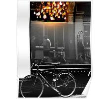 Urban Bike Central Poster