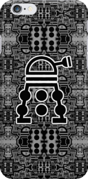 Delusional Dalek WP by G-TWO
