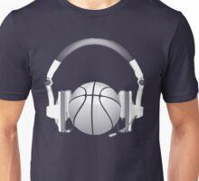 headphones t-shirt Unisex T-Shirt