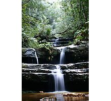 Terrace Falls, 2005 Photographic Print