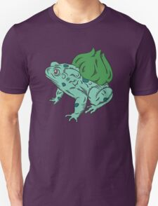 """If Bulbasaur Was Real"" T-Shirt"