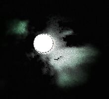 Is That The Moon? So It  Seams. by ArtOfE