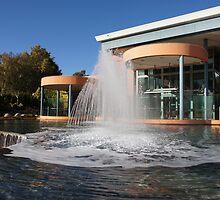 Beautiful Tasmania - fountains by georgieboy98