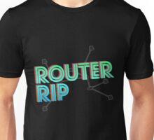 R1(config)# router rip Unisex T-Shirt