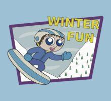 Winterfun Kids Clothes