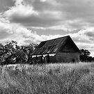 Old Church Near Eugowra  NSW by julie anne  grattan
