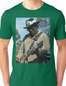 Bo Diddley @ 2JJJ Concert, Mount Druitt, 1981 Unisex T-Shirt