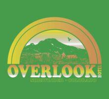 Overlook Hotel Kids Tee