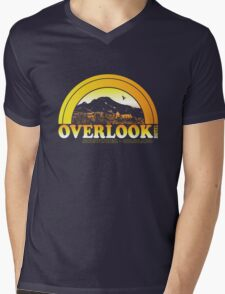 Overlook Hotel Mens V-Neck T-Shirt