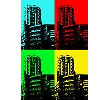 Warhol's Garage Photographic Print