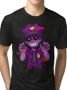 The Purple Man Tri-blend T-Shirt
